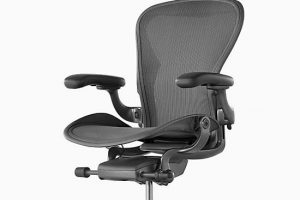 Aeron Chair, Kursi Kerja Idaman yang Patut dimiliki