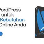 Theme WordPress yang dipakai Saat Ini